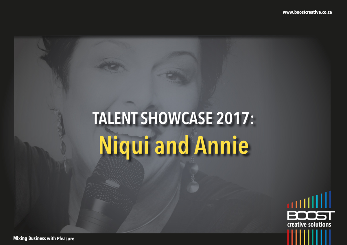 Talent Showcase – Niqui and Annie