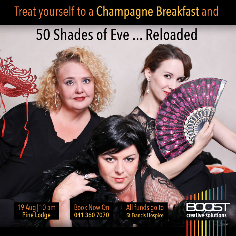 50 SHADES OF EVE … RELOADED