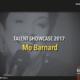 Talent Showcase – Mo Barnard