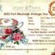 POSTPONED! MES Port Elizabeth 10th Birthday Vintage Tea